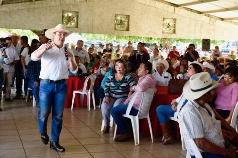 Entrega de Apoyos Ganaderos en Palizada - 23