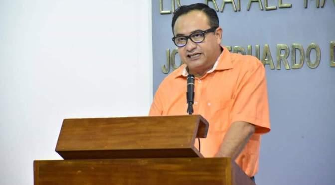 Exhorta diputado Sepúlveda del Valle a autoridades frenar incidencia del delito