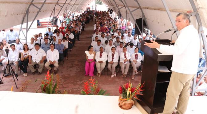 Fuerte impulso a turismo y cultura de Tabasco anuncia el próximo gobernador Adán Augusto López