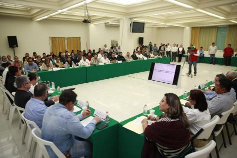 Instalación Consejo Municipal de Protección Civil (2)