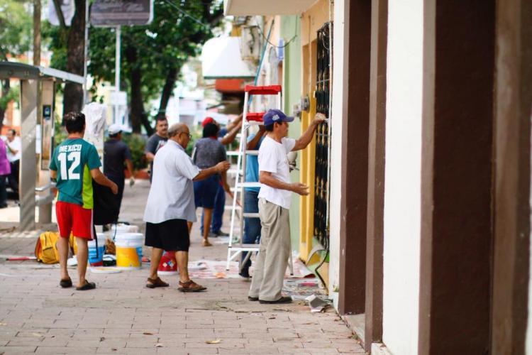 Pintando tu fachada. 191118 (6)