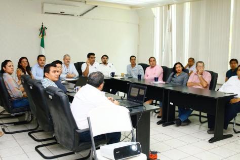 Reunión de trabajo con la CONACYT 201118 (2)