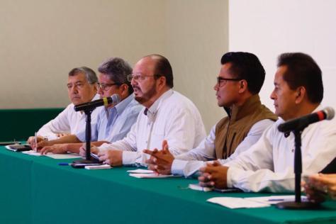 Rueda de Prensa. Entra en sesión permanente. 031118 (2)