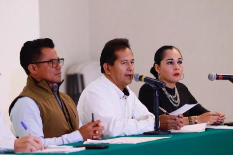 Rueda de Prensa. Entra en sesión permanente. 031118 (5)