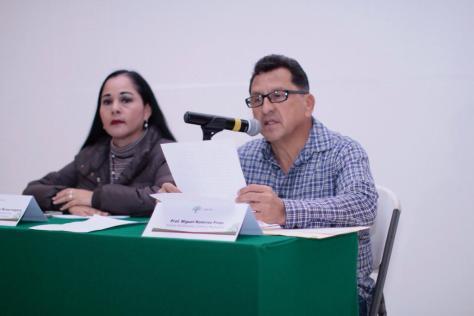 Rueda de Prensa. Miguel Ramírez Frías. 271118.