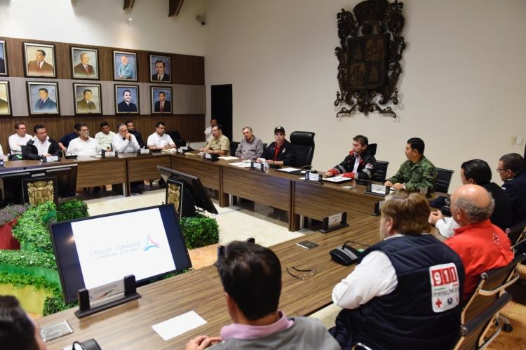Sesion Proteccion Civil - 14