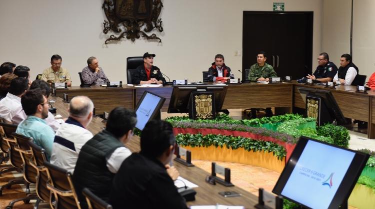 Sesion Proteccion Civil - 16