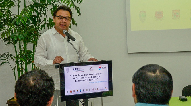 Pide Secretaría de Finanzas de Campeche a servidores públicos institucionalizar las buenas prácticas