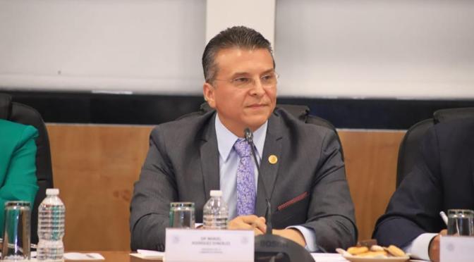 Presupuesto 2019 tendrá alto contenido social: Manuel Rodríguez