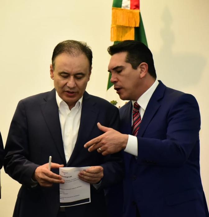 Acuerdan Conago y SSPC trabajar coordinadamente para garantizar paz a los mexicanos