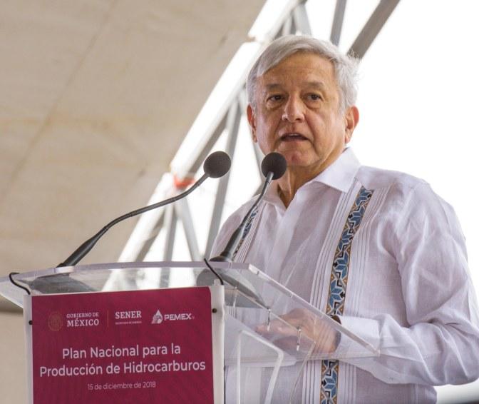 Pemex completo para Ciudad del Carmen, Campeche, confirma el Presidente AMLO