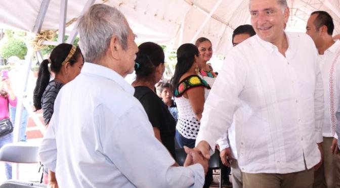 Tabasco tendrá sistema de salud federalizado: Adán Augusto