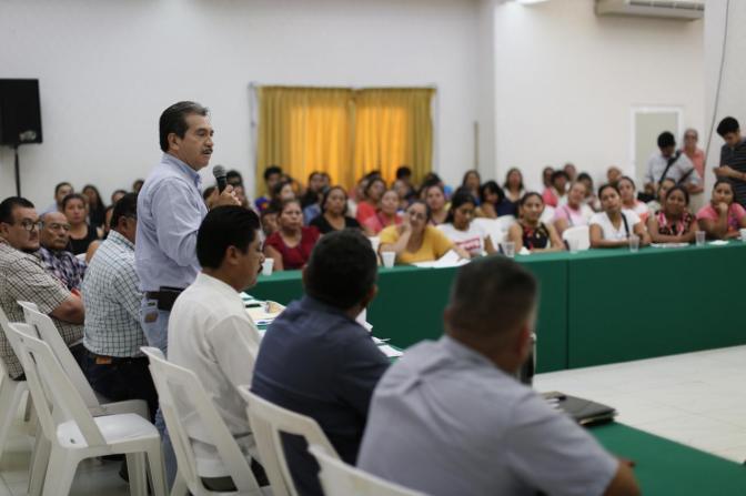 Con 200 asambleas concluye Diálogo con Ciudadanos, Líderes y Delegados