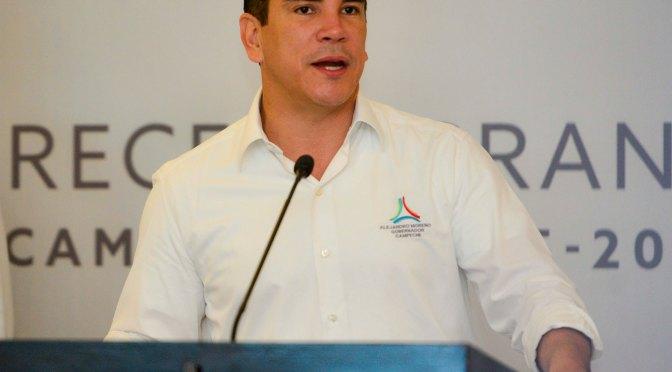 Anuncia el gobernador de Campeche incremento salarial a trabajadores estatales con más bajos ingresos