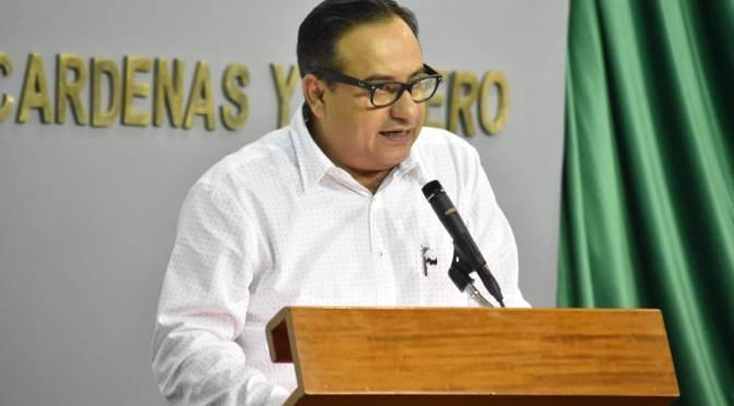 Yo no me presto a juegos en revisión de cuentas públicas: José Manuel Sepúlveda