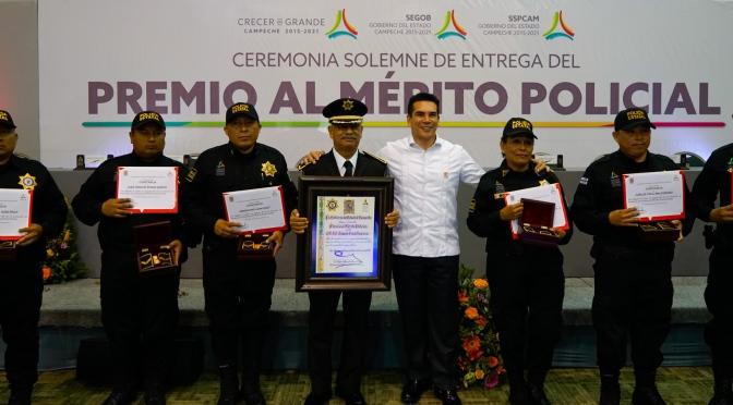 Pone gobernador Alejandro Moreno Cárdenas en servicio 189 cámaras de videovigilancia para fortalecer seguridad en Campeche