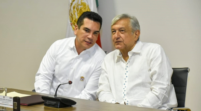 Desde Conago,  gobernador de Campeche, Alejandro Moreno Cárdenas, guiará acuerdos a favor de mexicanos