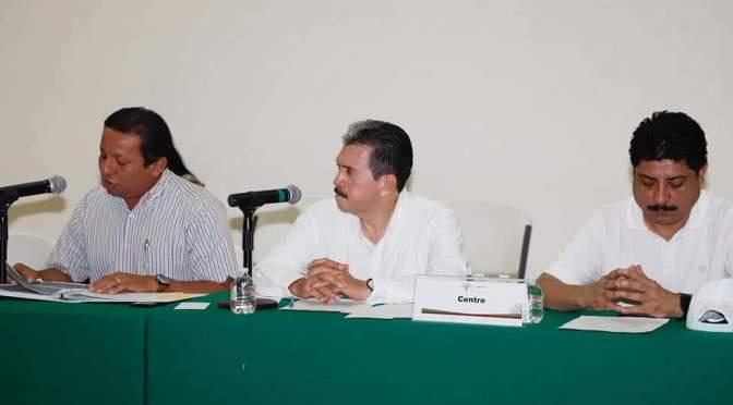 Instalan en Centro la Coordinación Territorial para la Construcción de la Paz