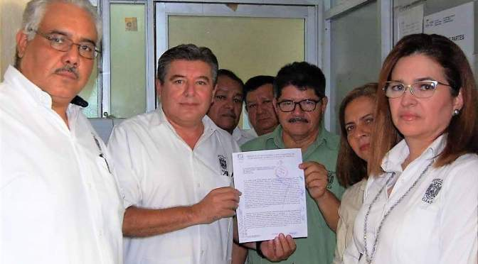 Emplaza SPIUJAT a huelga a la UJAT por revisión contractual y salarial 2019