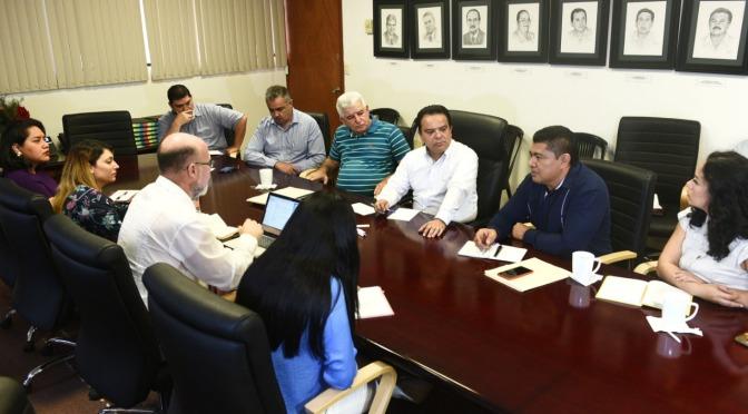 Desarrollo apegado a la gestión  de riesgos: Marcos Rosendo
