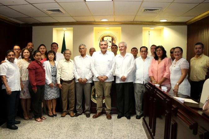 Eligen a Enrique Priego como titular del Poder Judicial