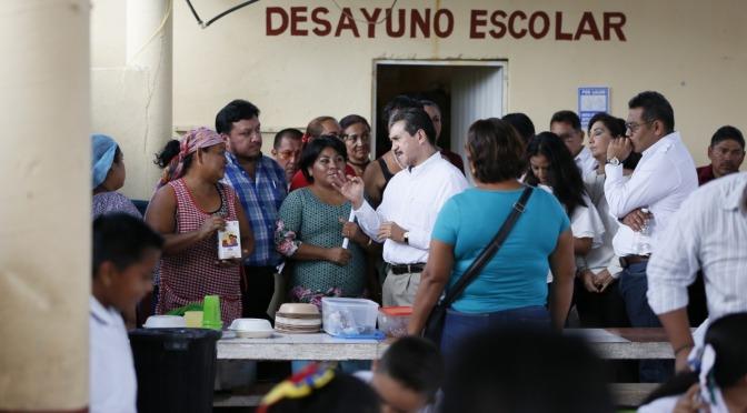 Confirma Evaristo Hernández techado para dos primarias de Las Mercedes
