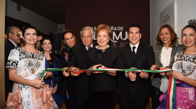 Promueve gobernador Alejandro Moreno a Campeche en España como uno de los mejores estados para invertir