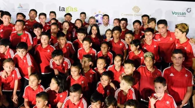 Inaugura el gobernador Alejandro Moreno Cárdenas Copa CELTA 2019 en Campeche