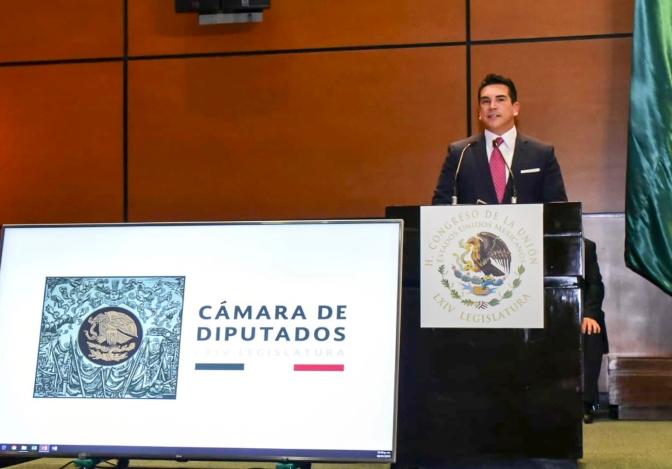 Conago respaldará Guardia Nacional si tiene carácter civil y respeta soberanías estatales: Alejandro Moreno Cárdenas