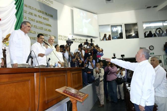 Respalda Ejecutivo Estatal nombramiento de Jaime Lastra como Fiscal General del Estado