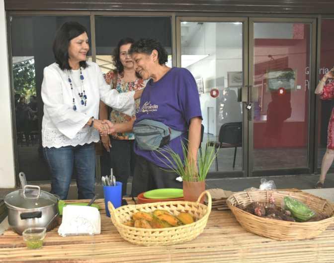 Rescatan Corredor Cultural Artesanal en Zona CICOM