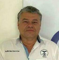 Va Miguel Serrano por la presidencia del Colegio de Ingenieros Civiles de Tabasco
