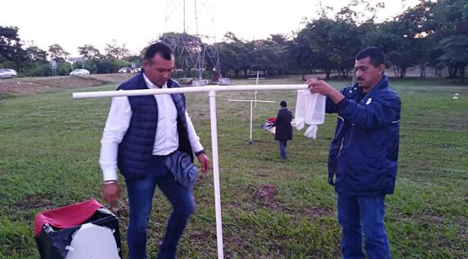 Protegidos contra el dengue  525 mil habitantes en Tabasco