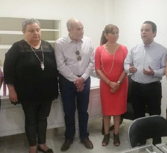 Secretario de Gobierno da posesión a Nelly Vargas como titular del Instituto Estatal de la Mujer de Tabasco