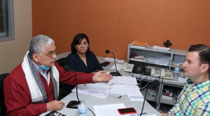 Dispondrá CEAS de 688 mdp para abasto de agua: Padilla Herrera