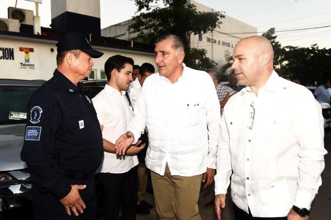 Listo, Plan Operativo para Centro: Aguirre Carbajal