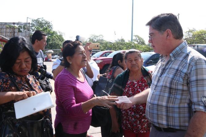 Supervisa Mayans farmacias y unidades médicas del ISSET