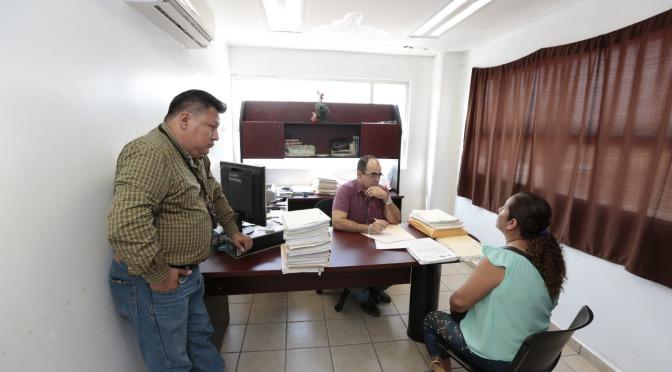 Realiza Visitaduría General verificaciones en Centro de Procuración de Justicia de Cunduacán