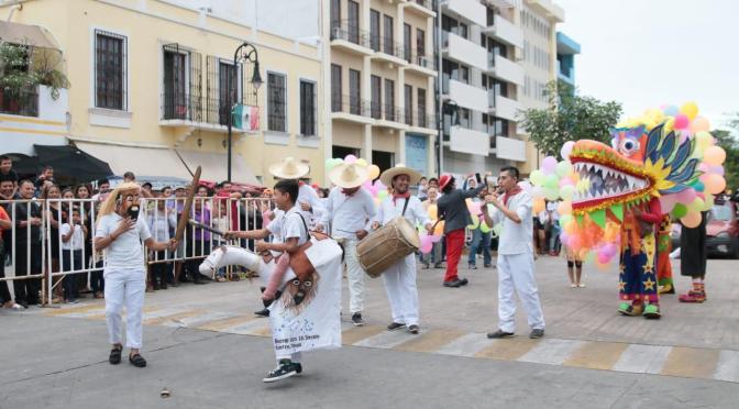 """Queman el """"Mal Humor"""" e inicia el Carnaval en Villahermosa"""
