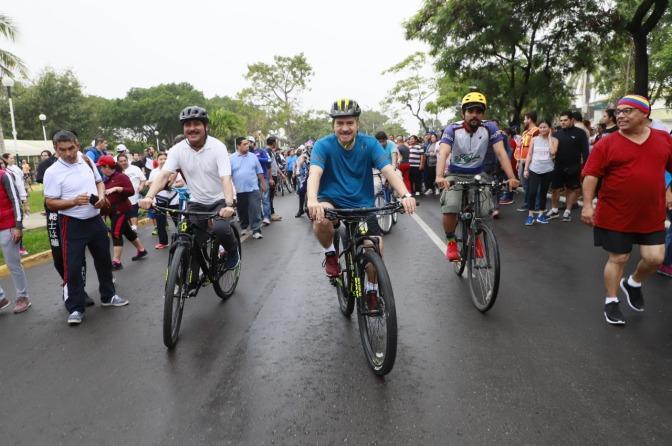 Estamos apostando a mejorar nuestra salud: Evaristo Hernandez