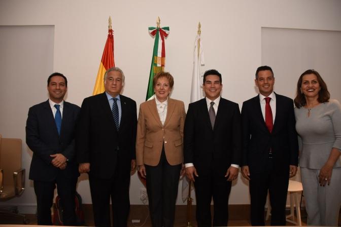 Turismo, palanca del desarrollo sustentable de Campeche: Alejandro Moreno Cárdenas