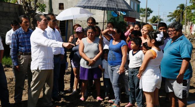 Con tecnología detiene el Ayuntamiento de Centro contaminación por aguas negras