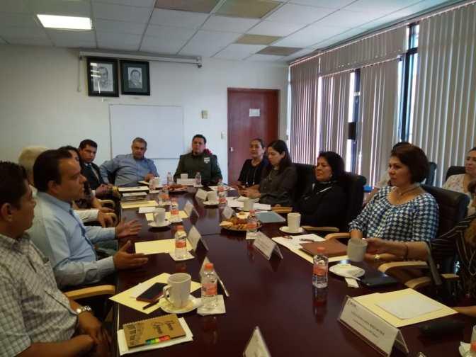 Analizan gobiernos federal y de Tabasco políticas de respeto a derechos humanos de migrantes