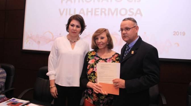 Toma protesta nuevo patronato del Centro de Integración Juvenil Villahermosa