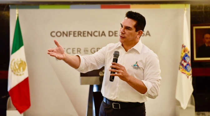 Hay proyectos en sectores eléctrico, gas natural y turístico, revela el gobernador de Campeche