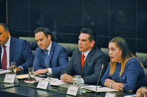 14FEBRERO2019-AUDIENCIAS PÚBLICAS GUARDIA NACIONAL SENADO2