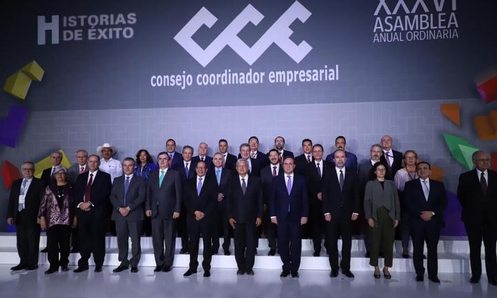 36 ASAMBLEA ANUAL ORDINARIA CCE20