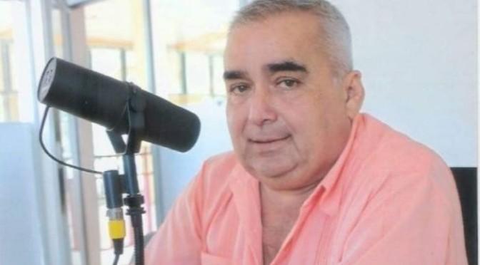 Asesinan a periodista de Grupo Cantón en Zapata