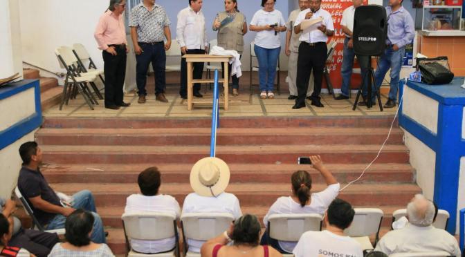 Capacitará Centro a locatarios sobre  manejo e higiene de alimentos