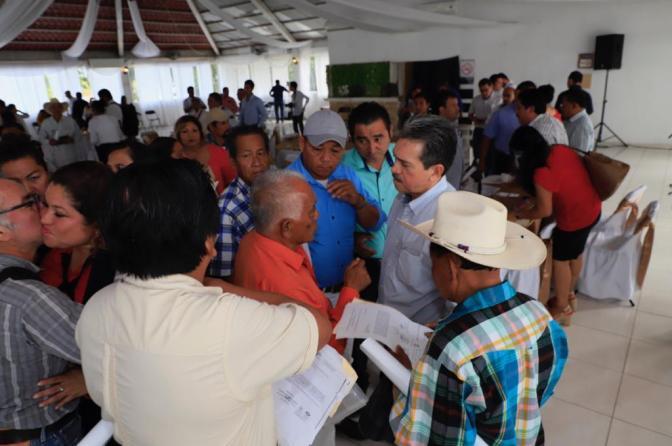 Obras para Centro,  por consenso ciudadano, nada a la fuerza: Evaristo